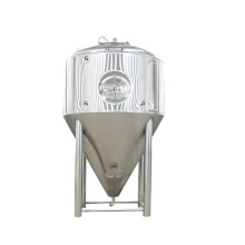 jacketed fermentation tank conical beer fermenter