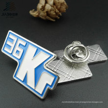 Emblema de nome do metal do Pin do esmalte do emblema do carro do presente da promoção