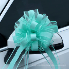 Fashion Solid Color Pull Bow PP Ribbon Bbow for Gift Decoration Packing