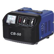 Cargador de batería de coche portátil de 12/24 V