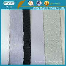 Factory Supply Plain Weave Woven Interlining
