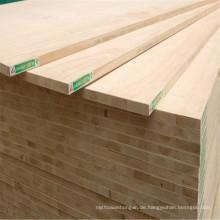 High / Middle / Lower Quality Block Board mit Naturholzfurnier