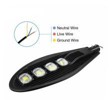 Dispositivos elétricos claros altos da rua do diodo emissor de luz do lúmen 200w