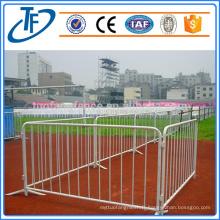 Clôture temporaire galvanisée, clôture de piscine pour concerts