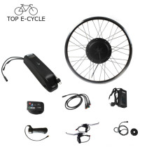 DIY E-Bike Kit 48V 500W Ebike Umbausatz