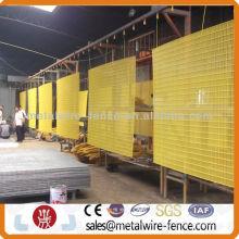 Construcción 358 seguridad Valla de malla
