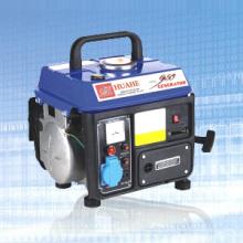 Gerador portátil de 500 watts, gerador de gasolina do motor de dois tempos de 2HP