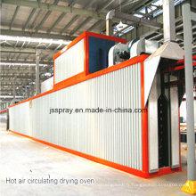 Four industriel de séchage de circulation chaude