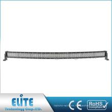 Top Grade Ce Rohs Certified Single Row curvó la barra ligera llevada al por mayor