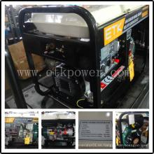 Clean & Green Technology Generador de Soldadura Diesel