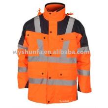 WATERPROOF Safety raincoat