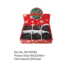 Christmas cake mold display set