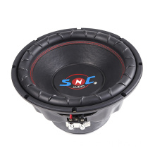 Professionell High Power Car Audio 10-tums subwoofer