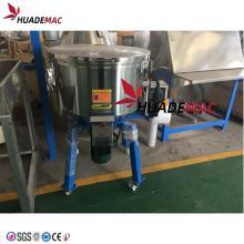 Mezclador de color de la máquina mezcladora de gránulos de procesamiento de plástico