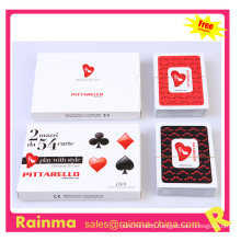 Valentine′s Playing Cards in Gift Box