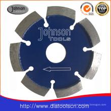 Lame de scie circulaire à diamant de réparation de fissures de béton
