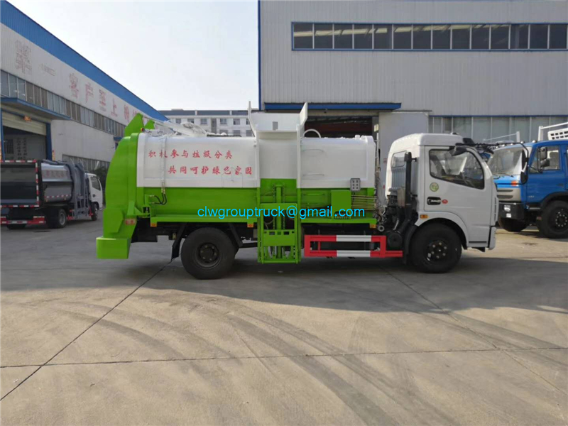 Garbage Vehicle 1