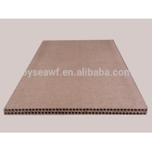 hollow core chipboard/chipboard for door core tubular chipboard door core