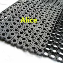Anti Slip Rubber Mat/Outdoor Rubber Flooring/Drainage Rubber Mat