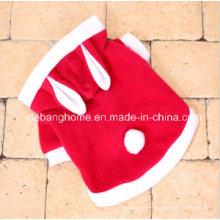 Ткань для собак с Рождеством 2015 г. Теплая ткань для собак