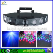 7 Kopf Disco Club Dekoration Multi Farbe Laser Licht