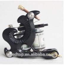 High quality and most standard new design black tattoo machine