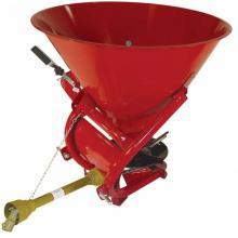 Tractor pto drive all chemical fertilizer spreader