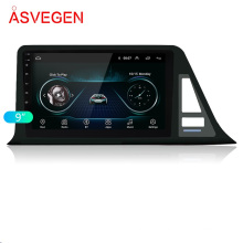 Factory Android Audio Entertainment System Car GPS Navigation For Toyota CHR 2019