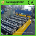 Glazed steel tile roll forming machine/Tile roofing roll fomring machine