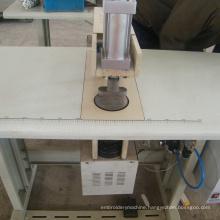 Hook and  loop  ultrasonic    welding machine