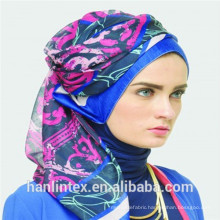 """HOT Seller of Arabia Headscarf voile fabric T 50*50 68*57 46"""""""