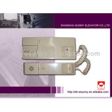 elevador interphone emergencia ECII SN TK12