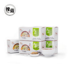 Vegetable Medley chinese instant egg and vegetables soup