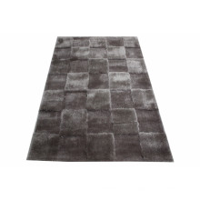 Simple 3D 150d Silk Carpets and Rugs for Home Decoretion