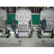 Doppelte Pailletten-Stickerei-Maschine