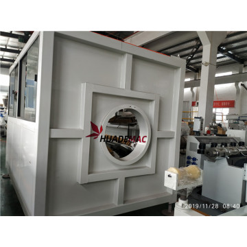 Machine de fabrication de tuyaux en PVC 315-630mm