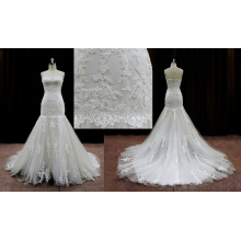 Alibaba Dress Mermaid Bridal Gowns Vintage Lace