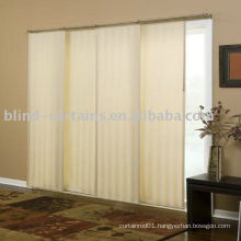 Vertical panel blind