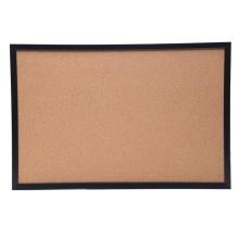 decorative printed wholesale wooden framed notice cork board