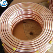 TP2 99.9% copper coil pipe / TU0 99.99% round square rectangular copper tube