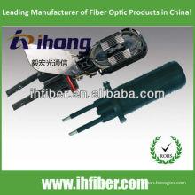 2In-3Out Cúpula / Vertical Fibra Fechamento Optico Splice