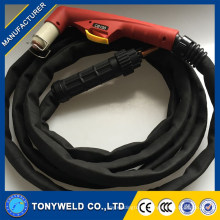 Air-cooled Trafimet CB150 Plasma torch Welding Cutting Torch Rating 150Amp