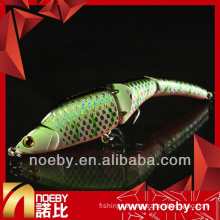 NOEBY fishing lure artificial hard plastic bait jointed fishing lure