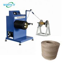 Automatic Rewinder Paper Twisted Rope Paper String Rewinding Machine