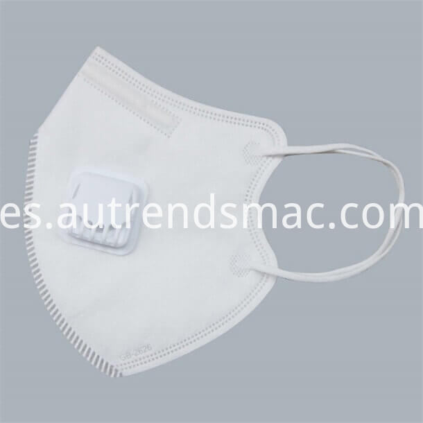 Dust Mask Machine With Valve