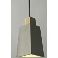 Decoración de lámpara colgante de hormigón contemporáneo (PC3008)
