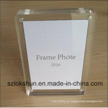 2016 El mejor marco magnético de la foto de la foto del regalo, elegante marco actual de la foto