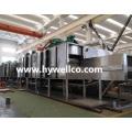 Secadora de cinta de malla Hywell Supply