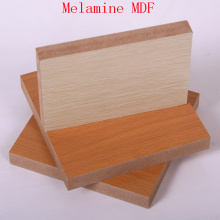 Bon rapport qualité prix Melamined MDF Board for Decoration