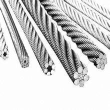 Cuerda de alambre de acero para remolque por cable 10-20mm